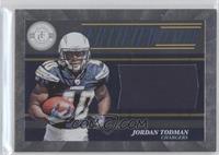 Jordan Todman #/499