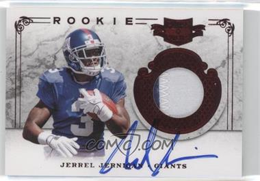 2011 Plates & Patches - [Base] #228 - Jerrel Jernigan /499