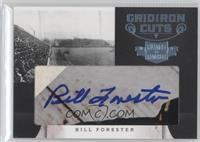 Bill Forester /20