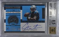 Cam Newton (Base) [BGS 8.5 NM‑MT+]