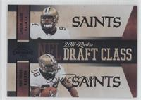 Cameron Jordan, Mark Ingram /50