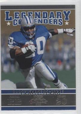 2011 Playoff Contenders - Legendary Contenders #14 - Barry Sanders