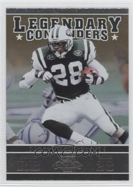 2011 Playoff Contenders - Legendary Contenders #20 - Curtis Martin