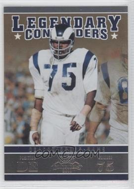 2011 Playoff Contenders - Legendary Contenders #21 - Deacon Jones