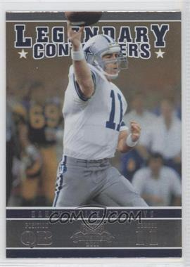 2011 Playoff Contenders - Legendary Contenders #23 - Danny White
