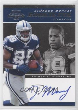 2011 Playoff Contenders - Rookie Ink #28 - DeMarco Murray /100