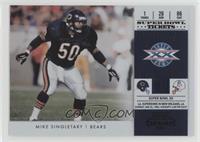 Mike Singletary /50