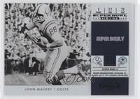 John Mackey /50