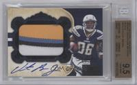 Vincent Brown [BGS 9.5 GEM MINT] #/25