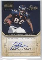 Julius Thomas #/49