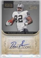 Richard Gordon #/49