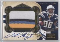 Vincent Brown #/49