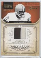 Paul Warfield /25