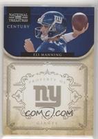 Eli Manning #/25