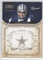 Chuck Howley #/25