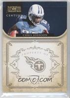 Chris Johnson #/10