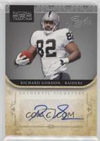 Richard Gordon #/99