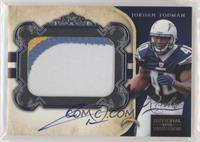 Jordan Todman [Noted] #/99