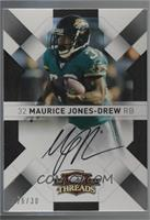 Maurice Jones-Drew (2009 Threads) #/30