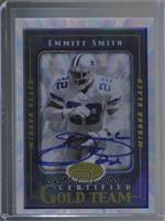 Emmitt Smith (2000 Leaf Certified Gold Team) /5