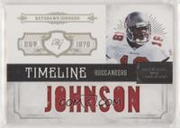 Keyshawn Johnson #/50