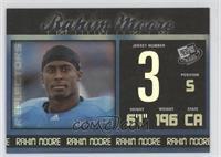 Rahim Moore /299