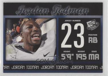 2011 Press Pass - [Base] #12 - Jordan Todman
