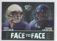 Jake Locker, Shane Vereen