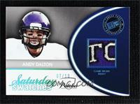Andy Dalton #/10