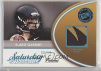 Blaine Gabbert #/10