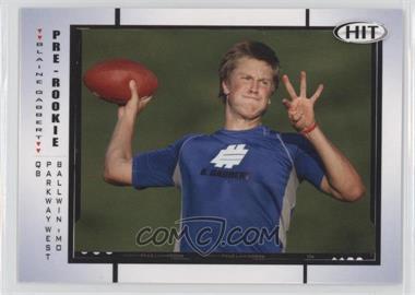 2011 SAGE - [???] #PR2 - Blaine Gabbert