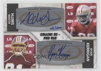 Ryan Kerrigan, Aldon Smith /200