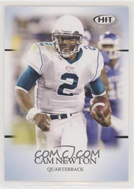 2011 SAGE Hit - [Base] #57 - Cam Newton