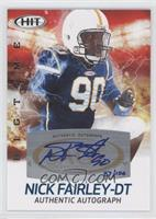 Nick Fairley /100