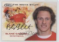 Blaine Gabbert