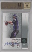 Andy Dalton [BGS 9.5 GEM MINT]