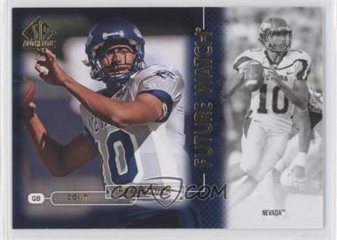 2011 SP Authentic - [Base] #108 - Colin Kaepernick