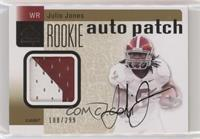 Rookie Auto Patch - Julio Jones #/299