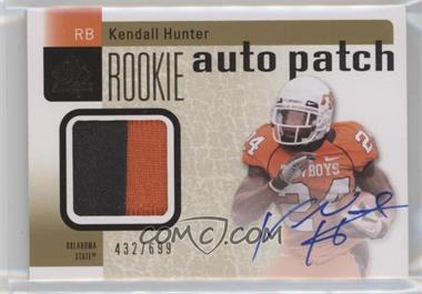 2011 SP Authentic - [Base] #213 - Kendall Hunter /699