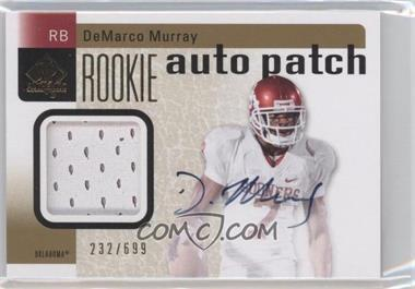 2011 SP Authentic - [Base] #216 - DeMarco Murray /699