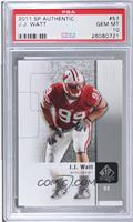J.J. Watt [PSA 10 GEM MT]