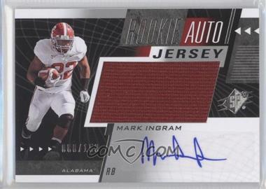 2011 SP Authentic - SPx #66 - Mark Ingram /150