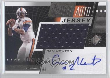 2011 SP Authentic - SPx #68 - Cam Newton /150