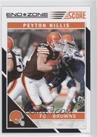 Peyton Hillis