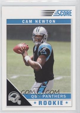 2011 Score - [Base] - Glossy #315 - Cam Newton