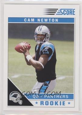 2011 Score - [Base] #315.1 - Cam Newton (Field Showing)