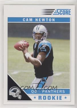 2011 Score - [Base] #315.1 - Cam Newton (Field Showing)