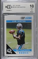 Cam Newton (Field Showing) [BCCGMint]