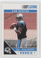 Cam Newton (No Field Showing)