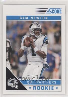 2011 Score - [Base] #315.3 - Cam Newton (White Jersey)